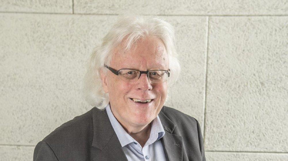 Peter Bodenmann, ancien conseiller d'Etat valaisan.