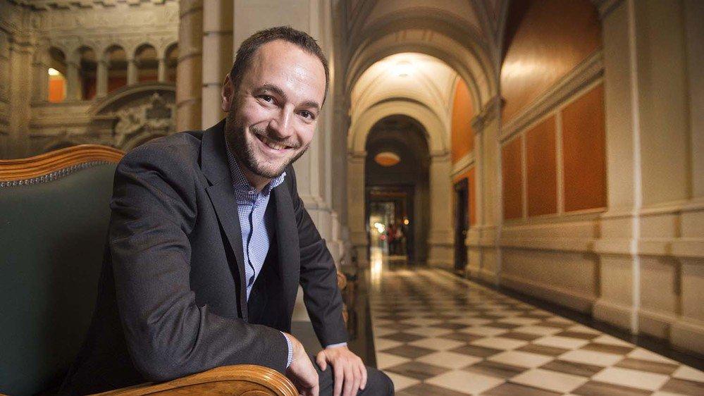 Mathias Reynard, conseiller national PS, a le profil idéal pour le poste.