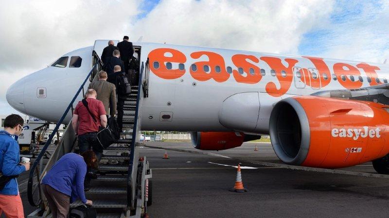 Londres: sans billet valable un Suisse parvient à se cacher dans les toilettes d'un vol Easyjet pour Genève