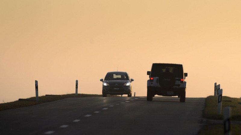 """Les chauffards """"créent un grand risque d'accident pouvant entraîner des blessures graves ou la mort"""" en réalisant un excès de vitesse."""
