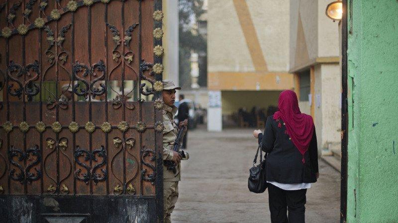 Selon une étude de l'ONU publiée en 2013, plus de 99% des femmes ont été victimes de harcèlement en Egypte, où elles sont quotidiennement confrontées aux remarques obscènes, voire aux attouchements. (illustration)