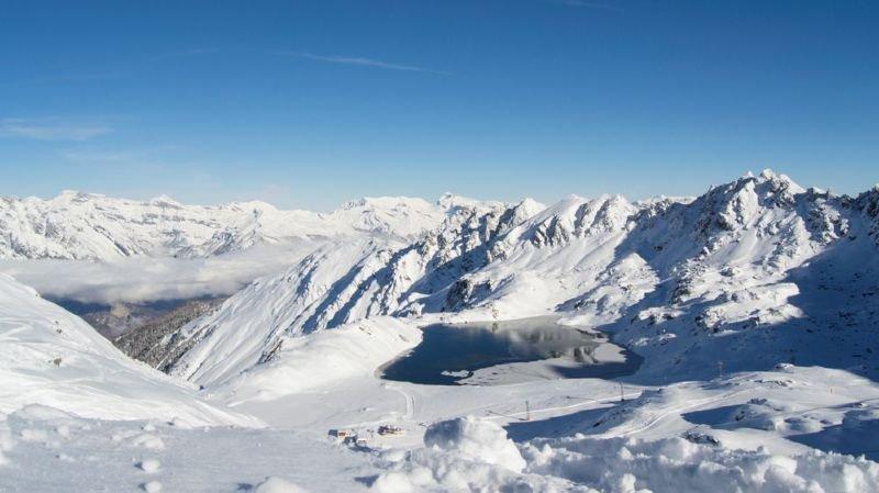 Téléverbier: on skie au Lac des Vaux dès vendredi