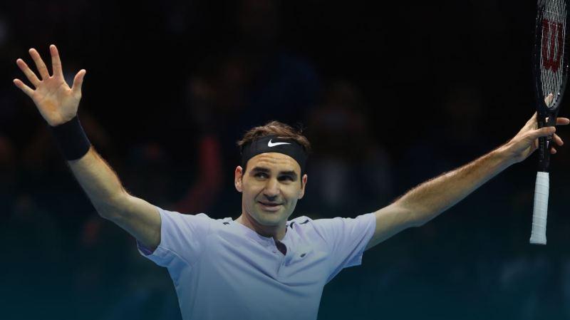 Plus riche que jamais, Roger Federer.