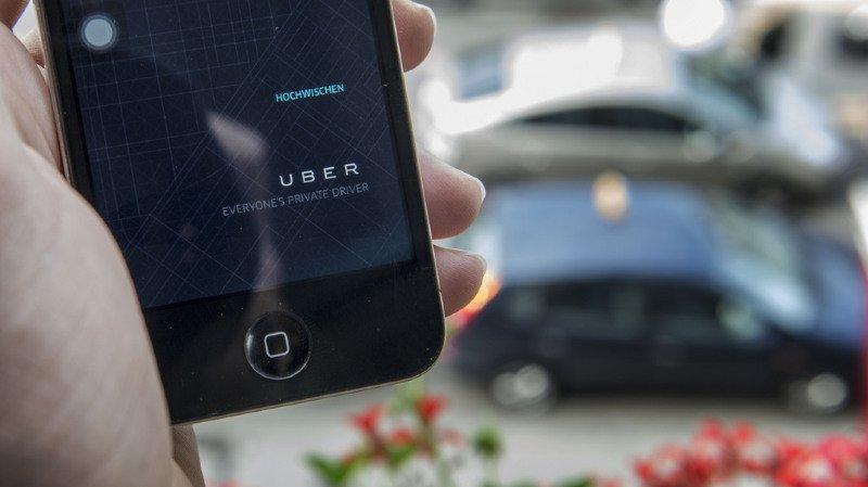 Transport de personnes: Uber renonce à proposer des chauffeurs amateurs en Suisse