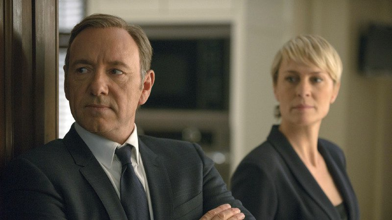 "Harcèlement sexuel: ""House of Cards"" reprendra en 2018 sans Kevin Spacey"
