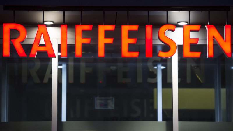 En octobre, la FINMA a ouvert une enquête à l'encontre de Raiffeisen.