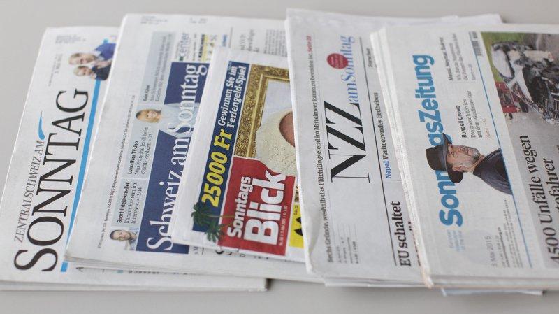 Revue de presse: milliard de cohésion, cyberguerre et terrorisme en Romandie au menu des journaux de ce dimanche