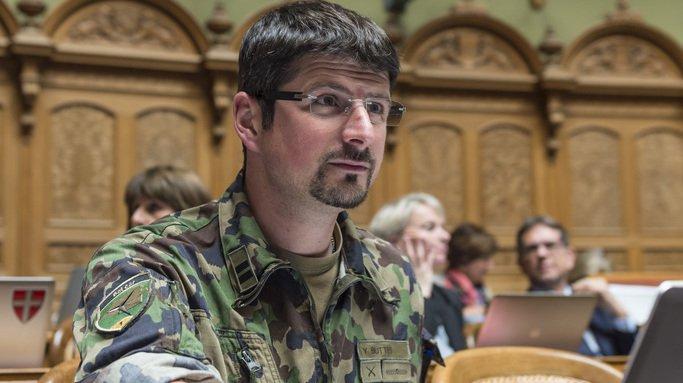 Harcèlement: Yannick Buttet démissionne de la vice-présidence de la Société suisse des officiers
