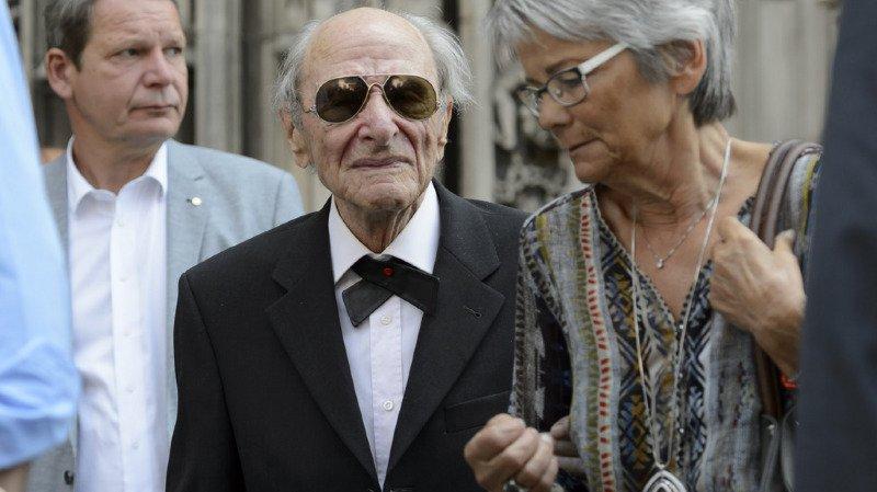 Carnet noir: l'artiste peintre vaudois Walter Mafli est décédé à l'âge de 102 ans