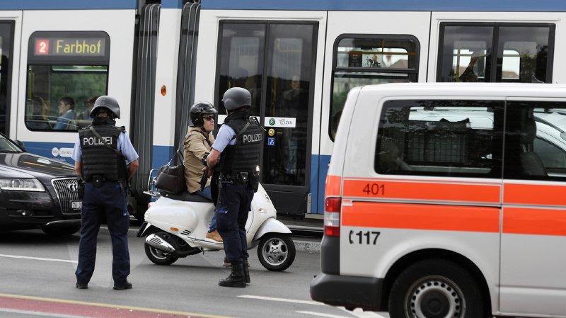 Zurich: pour éviter le délit de faciès, la police doit obéir à des critères précis pour les contrôles