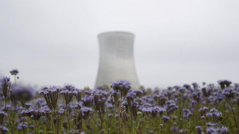 La centrale nucléaire de Leibstadt rend publique la teneur en substances radioactives de ses rejets