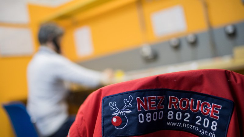Sécurité routière: Nez rouge reprend du service dès ce week-end