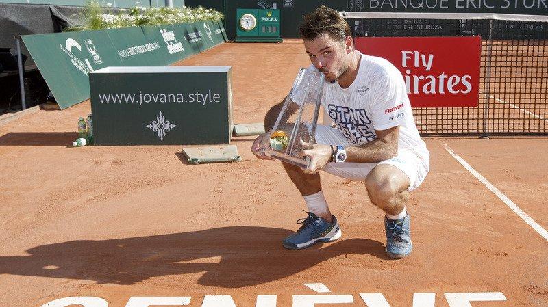 Tennis: l'édition 2017 du Geneva Open suivie par 253 millions de ménages