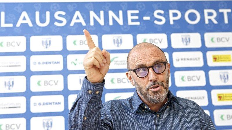 Football: la vente du Lausanne-Sports au groupe pétrochimique INEOS, basé à Rolle, est officialisée