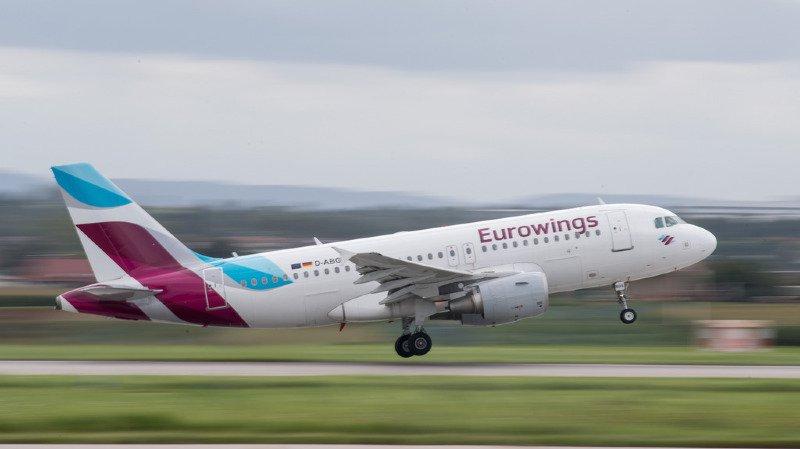 L'avion devait se diriger vers Zürich, mais a dû faire demi-tour pour atterrir d'urgence. (illustration)