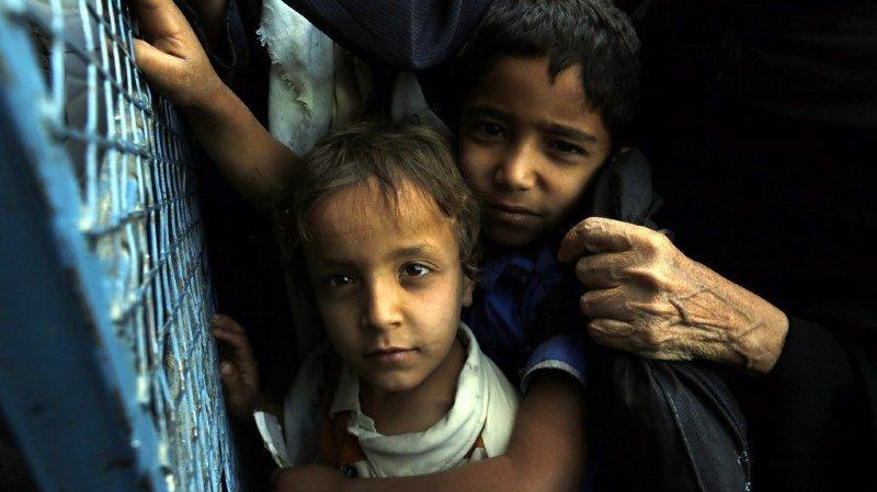 """Blocus sur le Yémen: des millions de personnes meurtries par la """"plus grande famine"""" de ces dernières décennies"""