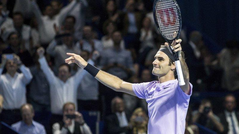 Roger Federer peut-il être surpris par l'étonnant Jack Sock lors de son entrée en lice dimanche?