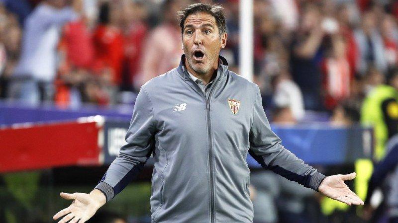 Football: Eduardo Berizzo, l'entraîneur du FC Séville, est atteint d'un cancer de la prostate