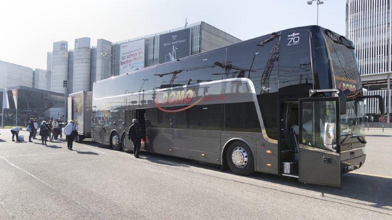 Transports publics: pas encore de cars grandes lignes en Suisse