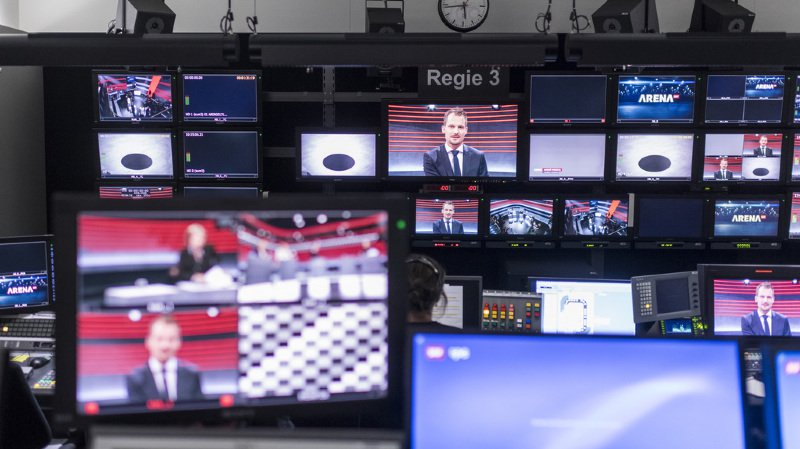 """Redevance radio-tv: 57% des Suisses se disent favorables à """"No Billag"""""""