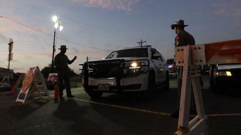 Fusillade au Texas: l'homme qui a tué 26 personnes se serait donné la mort