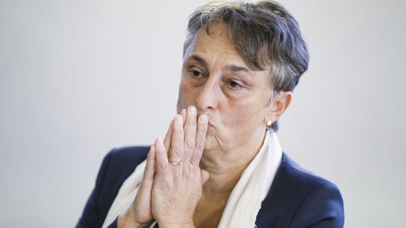 Grand Conseil fribourgeois: l'immunité de Marie Garnier levée