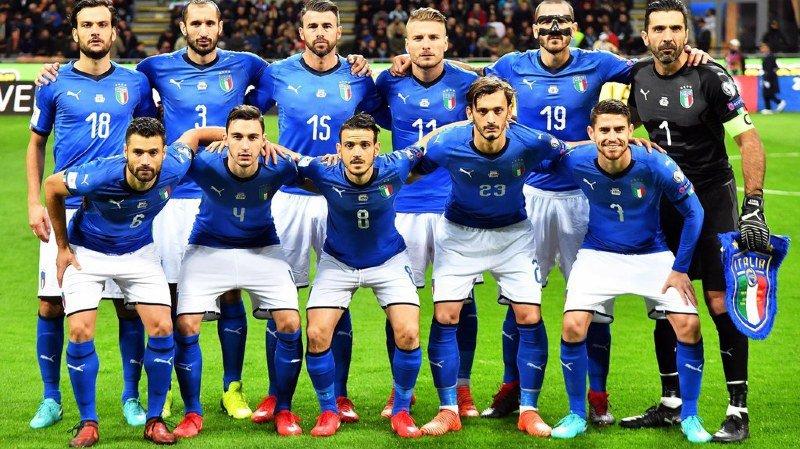 football pour la premi re fois depuis 1958 l 39 italie ne se qualifie pas pour la coupe du monde. Black Bedroom Furniture Sets. Home Design Ideas