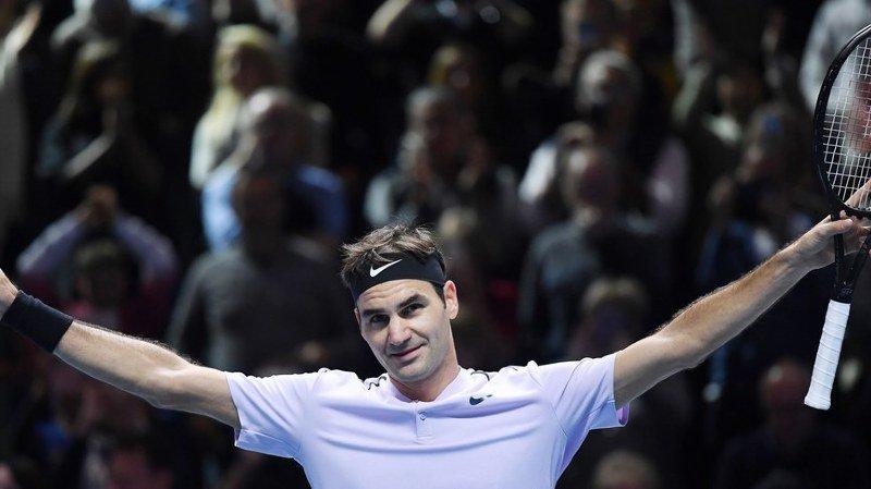 Roger Federer reçoit un diplôme honoraire de l'Université de Bâle
