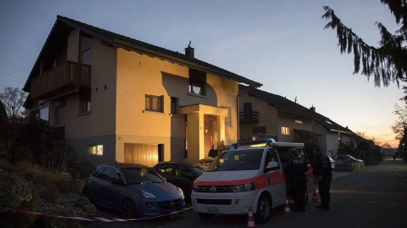 Sexagénaires retrouvés sans vie dans une maison à Suberg (BE): le suspect avoue