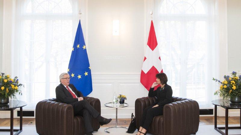 Milliard de cohésion: la Suisse devrait verser 1,302 milliard de francs à l'Union européenne
