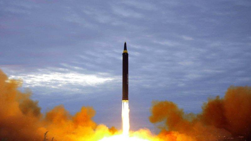 Corée du Nord: nouveau tir de missile balistique, la Corée du Sud riposte