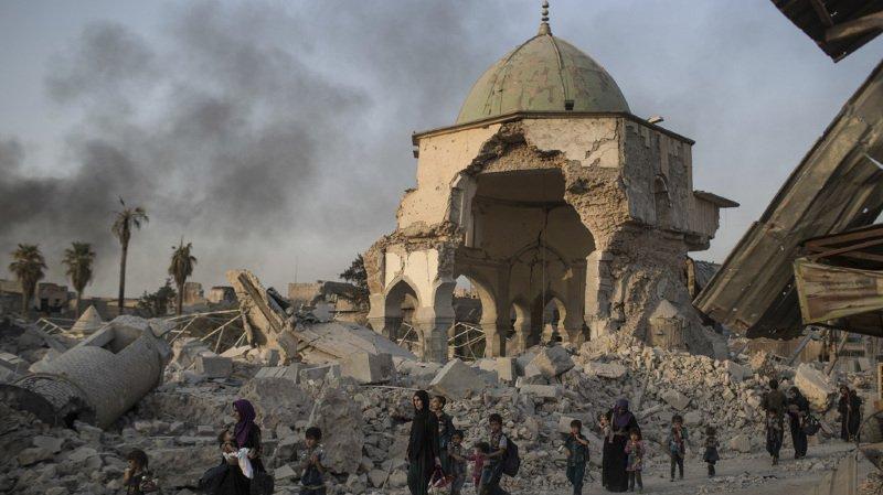 Daech: il resterait moins de 3000 combattants islamistes en Irak et en Syrie