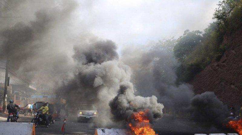Honduras: l'état d'urgence est décrété après des violences post-électorales