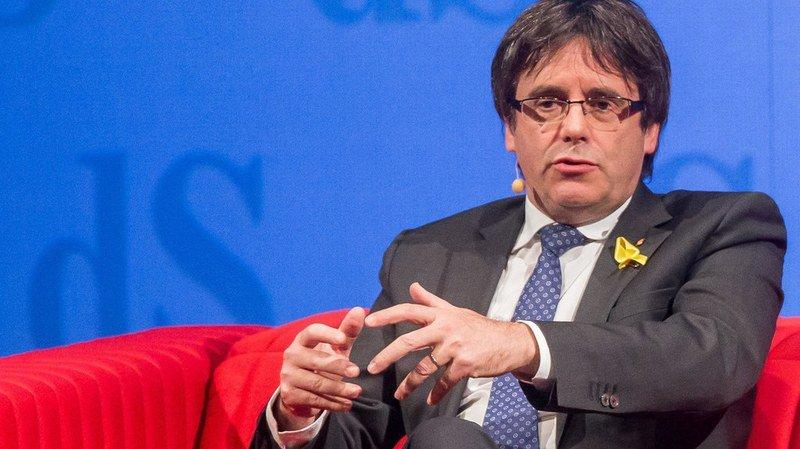 Espagne: la justice retire le mandat d'arrêt international contre Puigdemont
