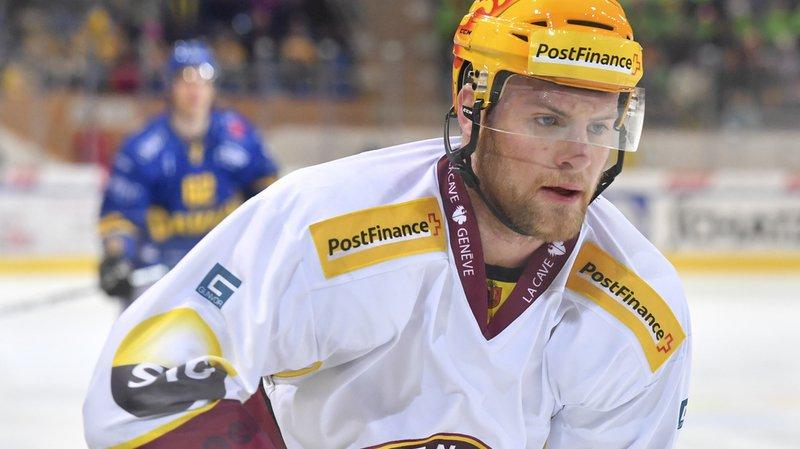 Hockey: Genève-Servette s'impose 4-1 face à Davos lors de la 27e journée de National League