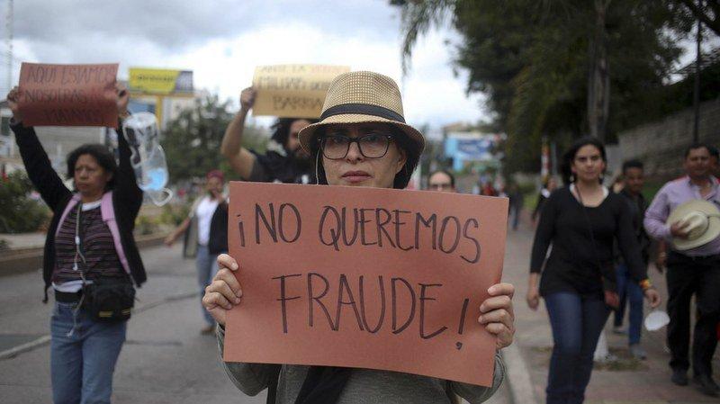 Honduras: reprise du dépouillement du scrutin présidentiel