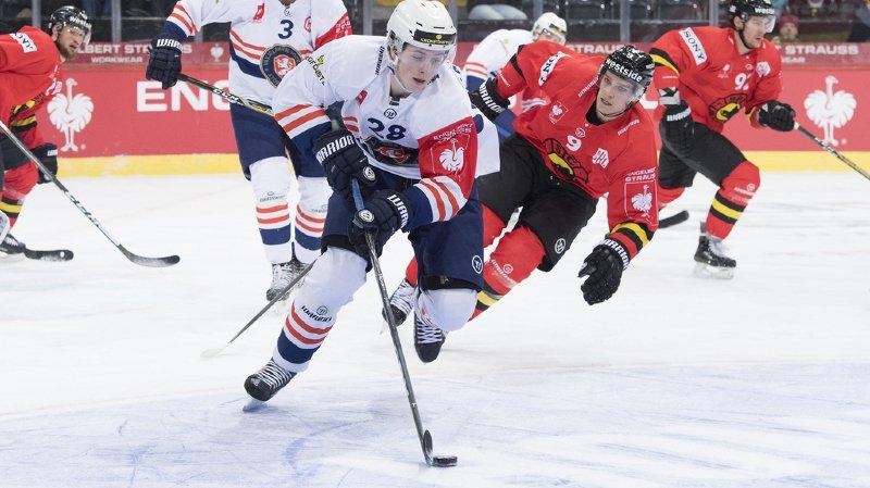 Hockey: Berne et Zurich stoppés en quart de finale de la Ligue des champions