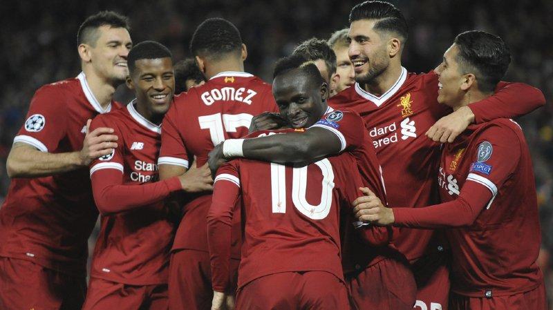 Ligue des Champions: avec 7 buts, Liverpool se qualifie pour les 8es de finale, en même temps que Shakhtar et Porto