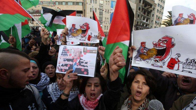 Des rassemblements ont été lancés par plusieurs mouvements palestiniens.
