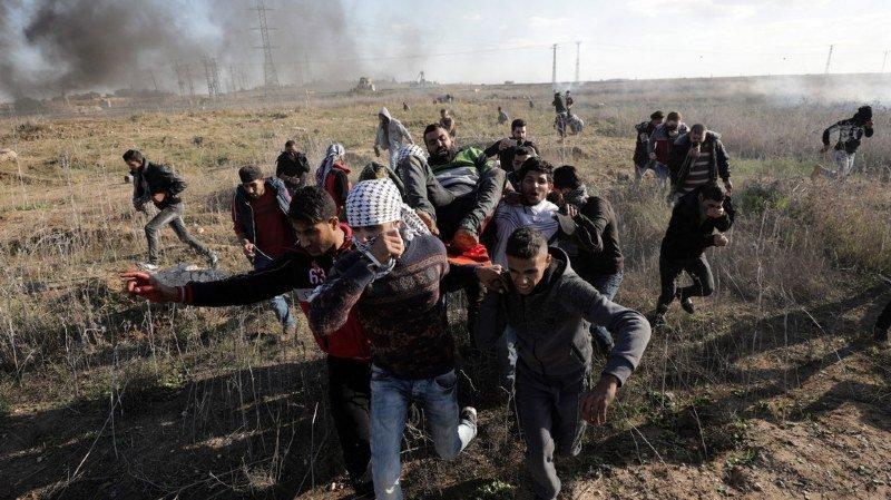 Statut de Jérusalem: deux morts dans des frappes israéliennes sur Gaza