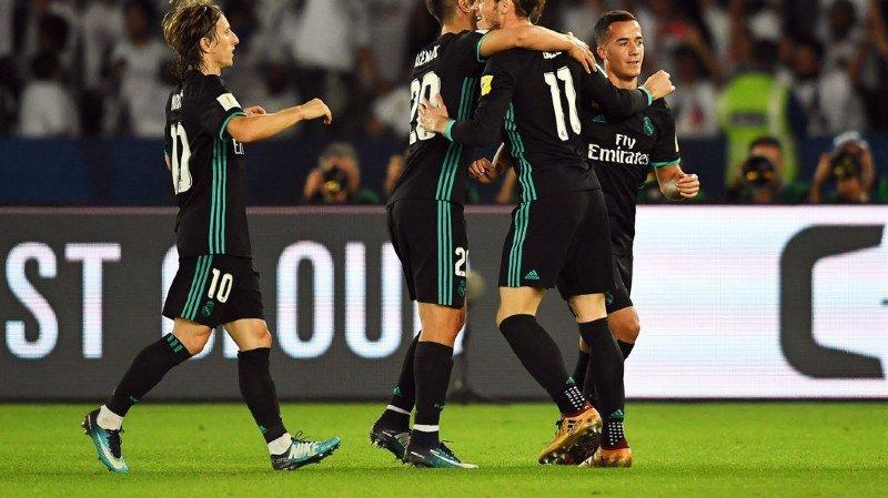 Football: le Real Madrid rejoint le Gremio Porto Alegre en finale du Mondial des clubs