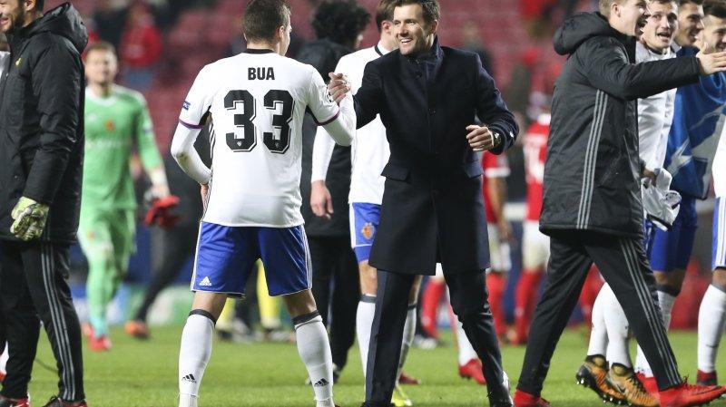Football: la presse suisse salue Raphaël Wicky et la qualification du FC Bâle