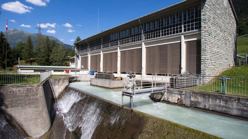 Valais: comment FMV résiste à la crise hydroélectrique