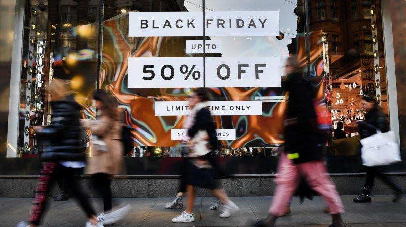 Black Friday: succès en hausse en Suisse