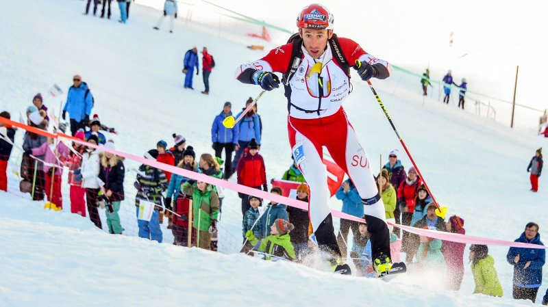 Le Haut-Valaisan Martin Anthamatten devrait être l'un des grands animateurs des championnats suisses.