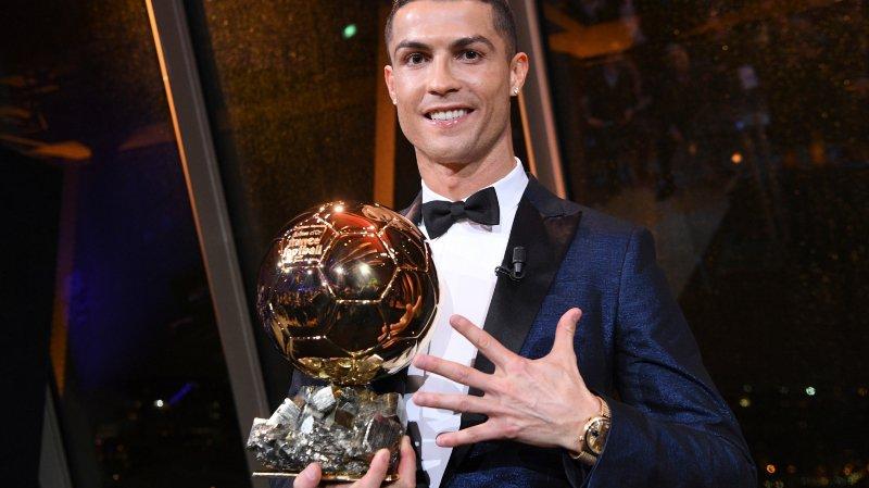 Cristiano Ronaldo égale son rival Messi