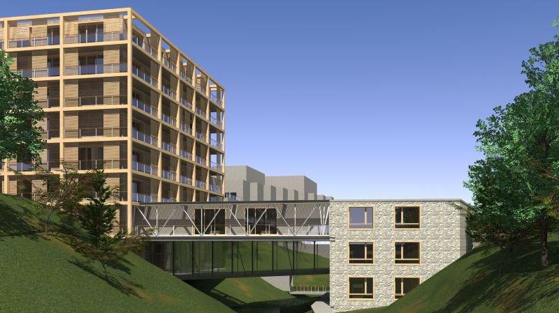 Immobilier: 20millions d'investissements pour la commune de Lens