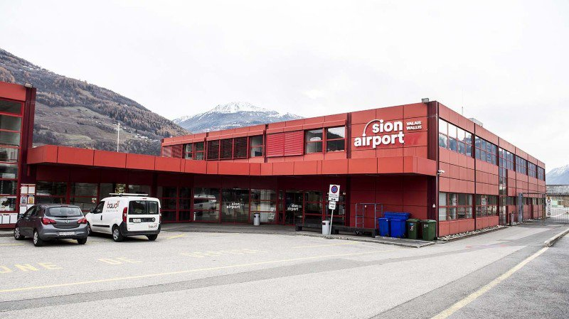 2018 sera une année charnière pour l'aéroport de Sion
