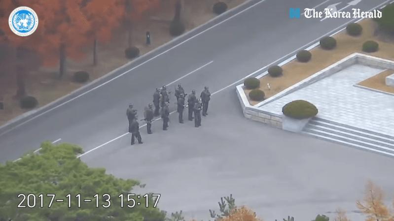 Péninsule coréenne: quand un militaire nord-coréen franchit la frontière avec le Sud