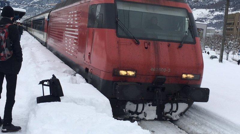 Météo La neige a semé le chaos en Suisse romande